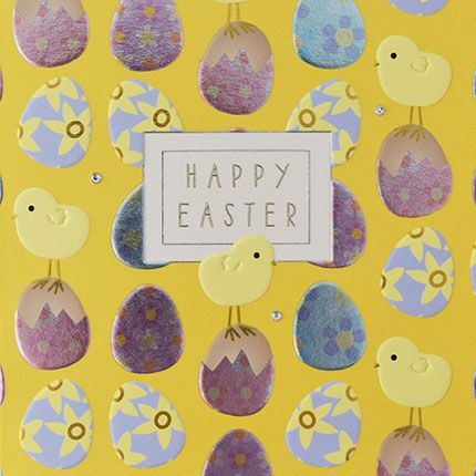 HAPPY EASTER - FE08