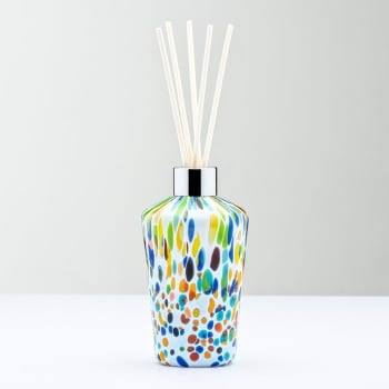 REED DIFFUSER BOTTLE - FLUTE MULTICOLOURED