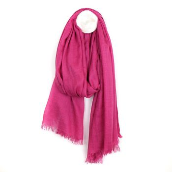 SCARF PINK 51326