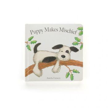PUPPY MAKES MISCHIEF BOOK BK4PM