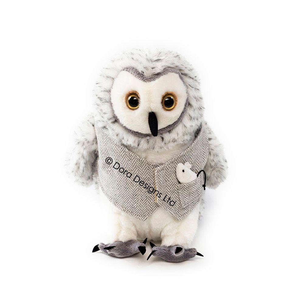 DORA DESIGNS -  QUEENIE OWL CF42