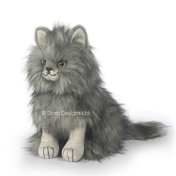 DORA DESIGNS -  POSH COON CAT DSDOT01
