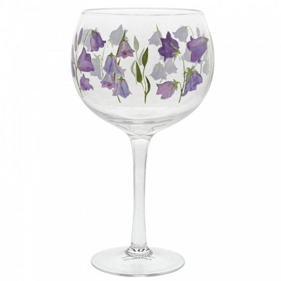 Copa Glass - Bluebell