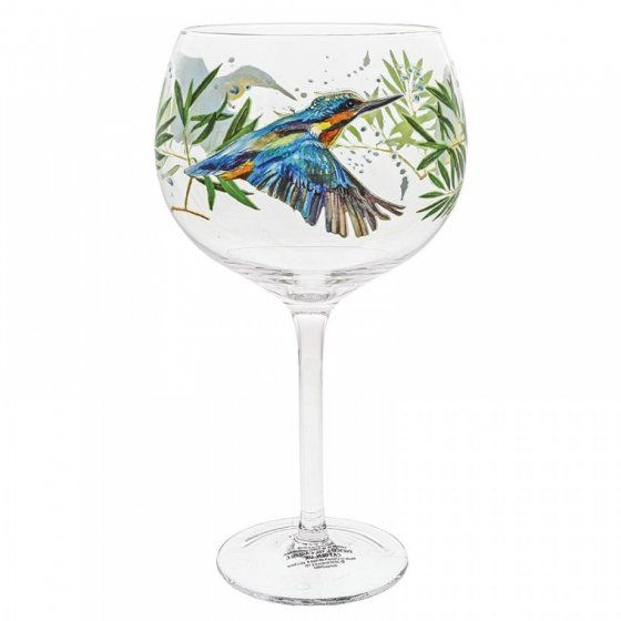 Copa Glass - Kingfisher