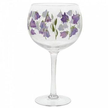 Copa Glass - Hydrangea