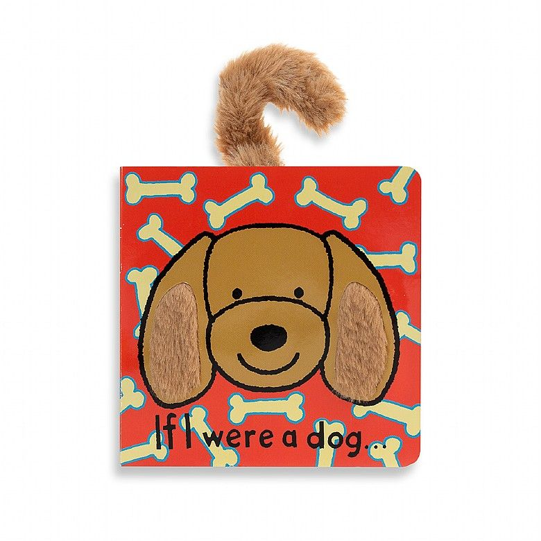 IF I WERE A DOG BOOK BB444DG