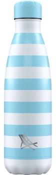 CHILLY'S BOTTLE 500ML - DOCK & BAY TULUM BLUE