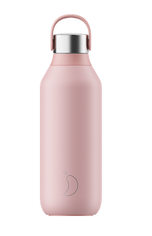 BLUSH PINK - CHILLY'S SERIES 2 500ML BOTTLE