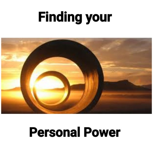 Finding your Personal Power