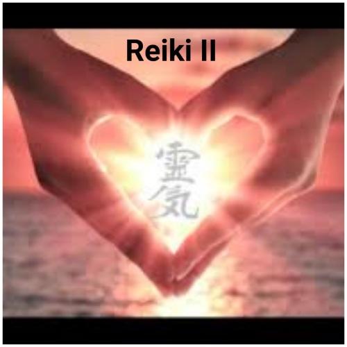 Reiki Attunement II