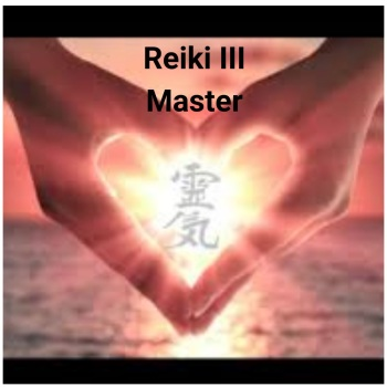 Reiki Attunement III Master