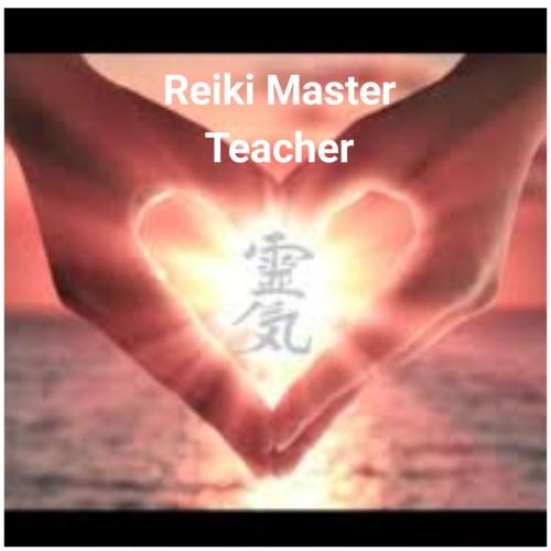 Reiki III Master Teacher