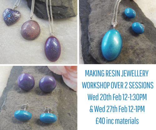 <!008-> Make Resin Jewellery
