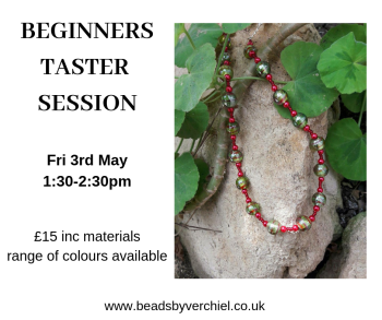 Beginners Jewellery Making Taster Session
