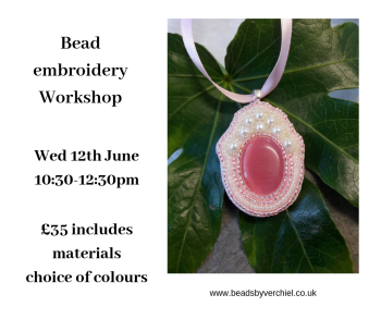 Learn Bead Embroidery