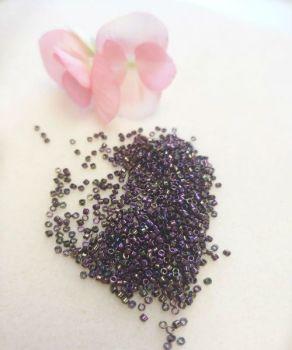 Toho Treasures Metallic purple iris