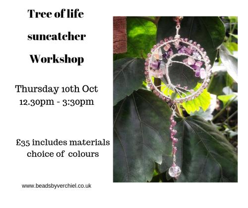 <!006-->Tree of Life Suncatcher