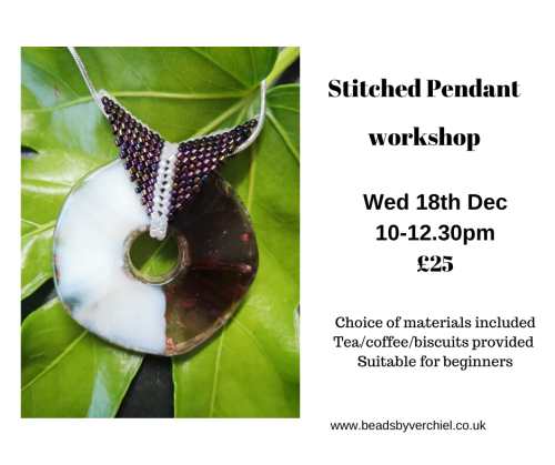<!003->Stitched Pendant Workshop