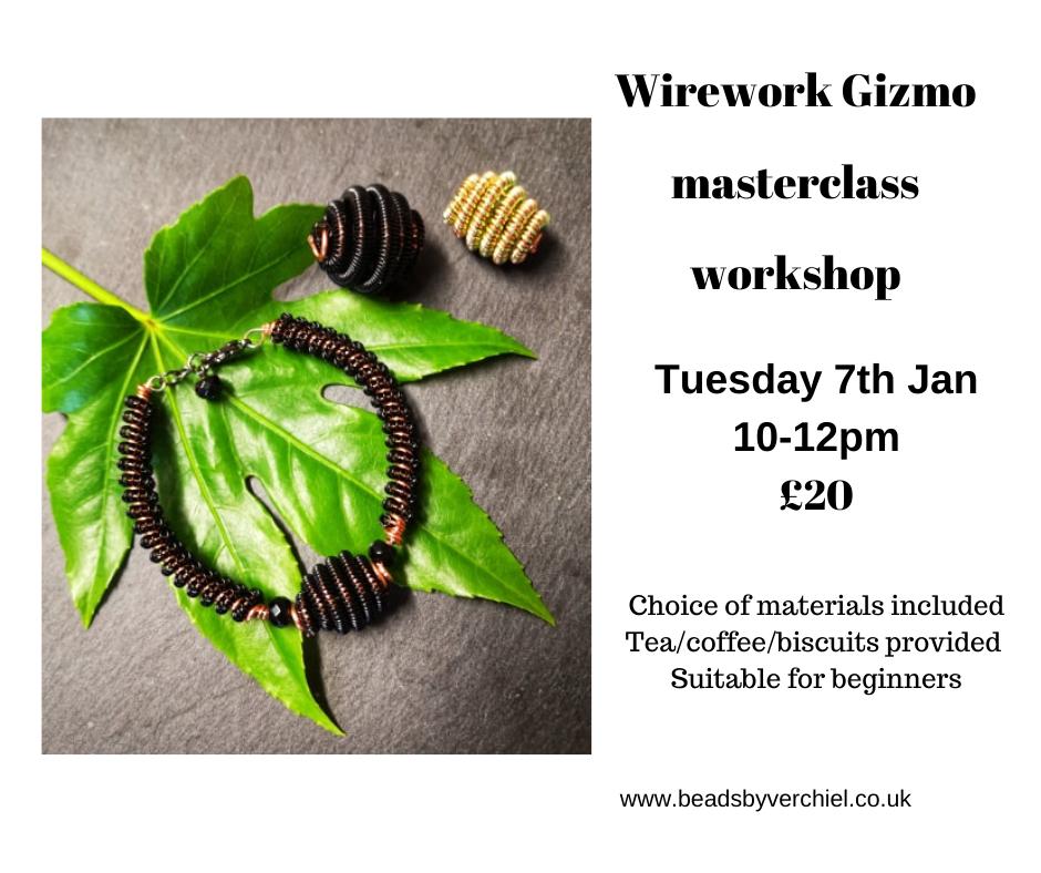 gizmo masterclass workshop
