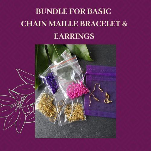Basic Chain Maille bundle