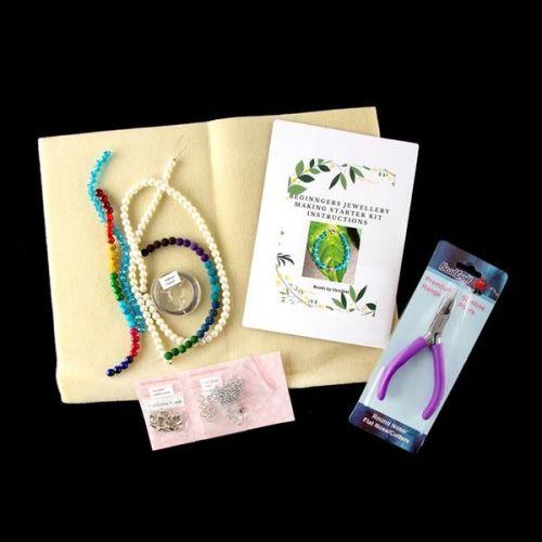 <!001-> Beginners Bead Jewellery Making Kit