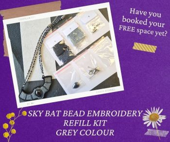 Sky Bat REFILL Kit - GREY