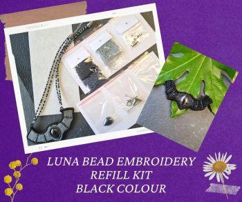 LUNA Bat REFILL Kit - BLACK