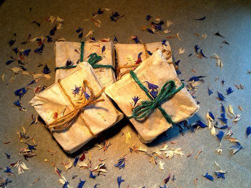 Nature's Treats Raw Brownie Gift Box