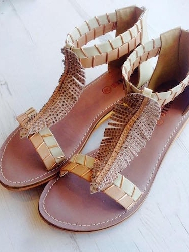 leather-feather-sandals
