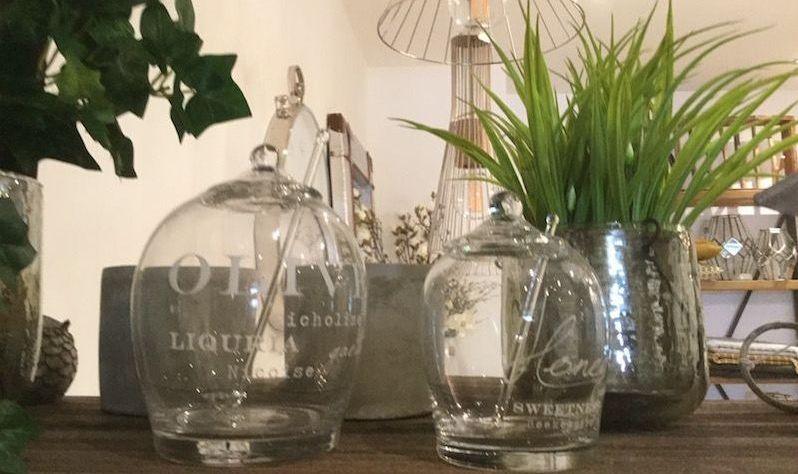 olive-glass-jar
