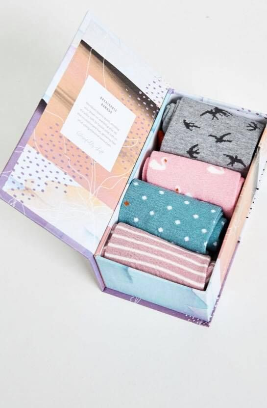 Thought Socks Gift pack