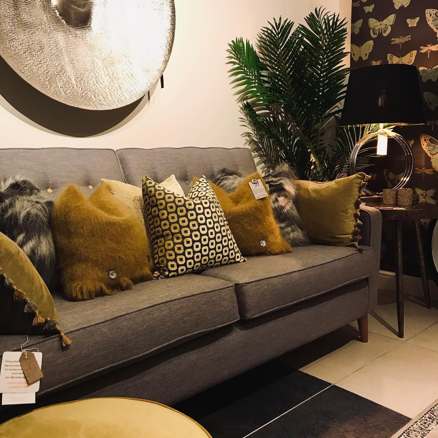 Homeology Cushions