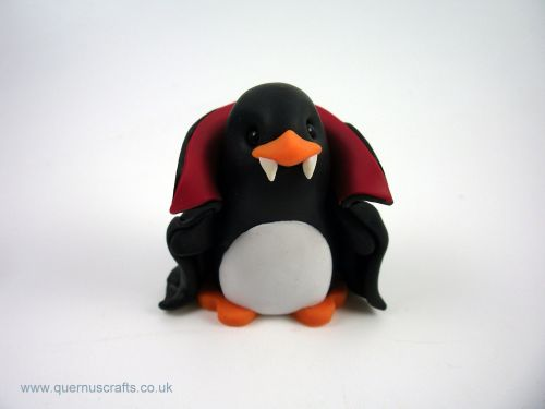 Little Dracula Penguin MHL