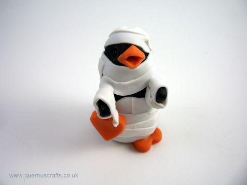 Little Mummy Penguin MHL
