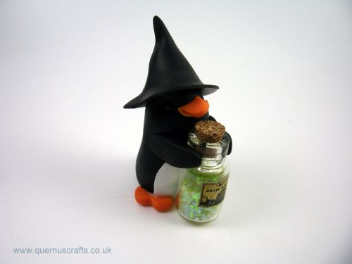 Little Witch Potion Penguin MHL