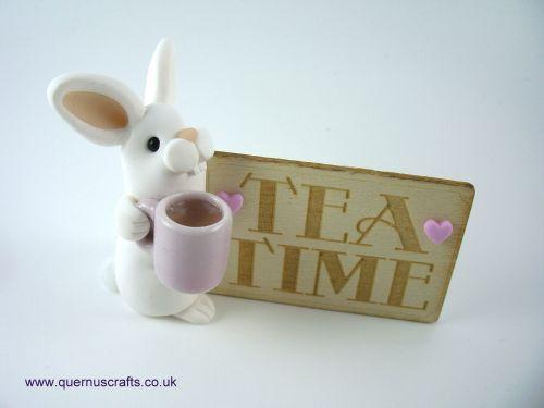 Little Tea Time Bunny QL9