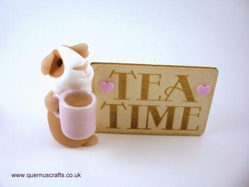 Little Tea Time Guinea Pig QL9