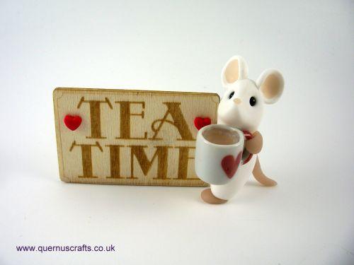 Little Tea Time Mouse QL9