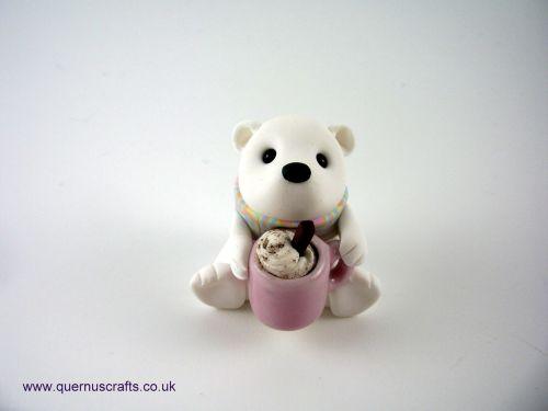 Little Hot Chocolate Polar Bear QL9