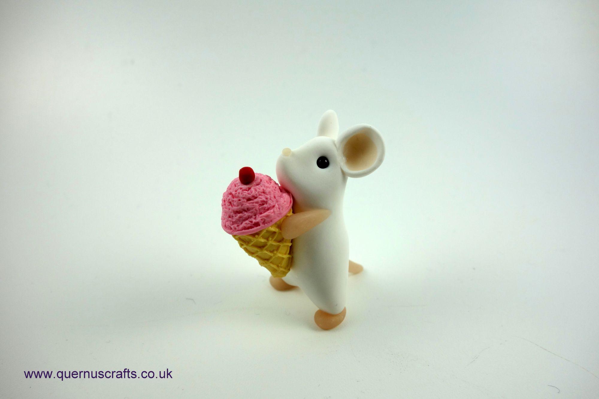 Strawberry Ice Cream Mouse £32