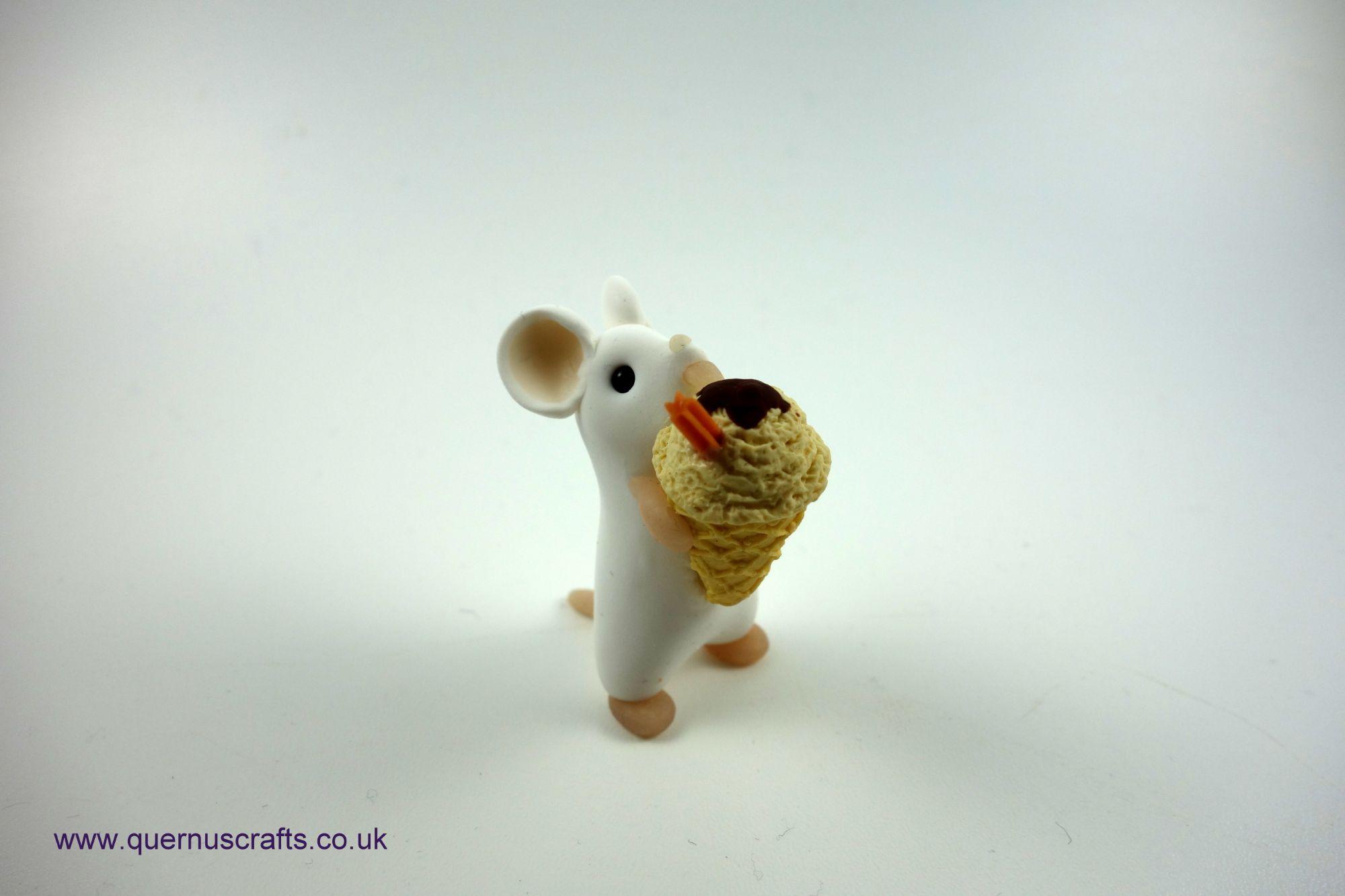 Flake Ice Cream Mouse £32
