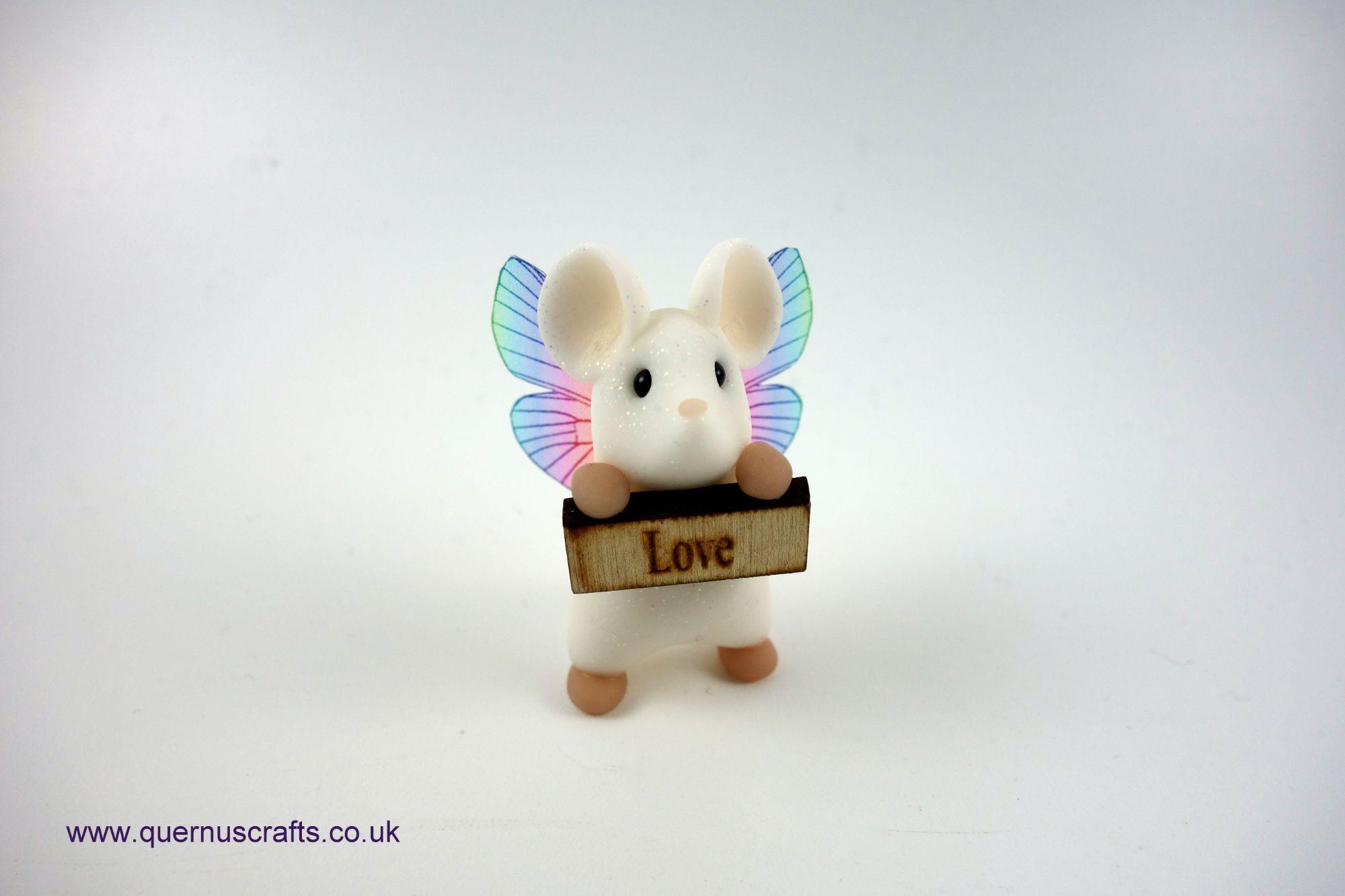 LIttle Fairy Love Mouse