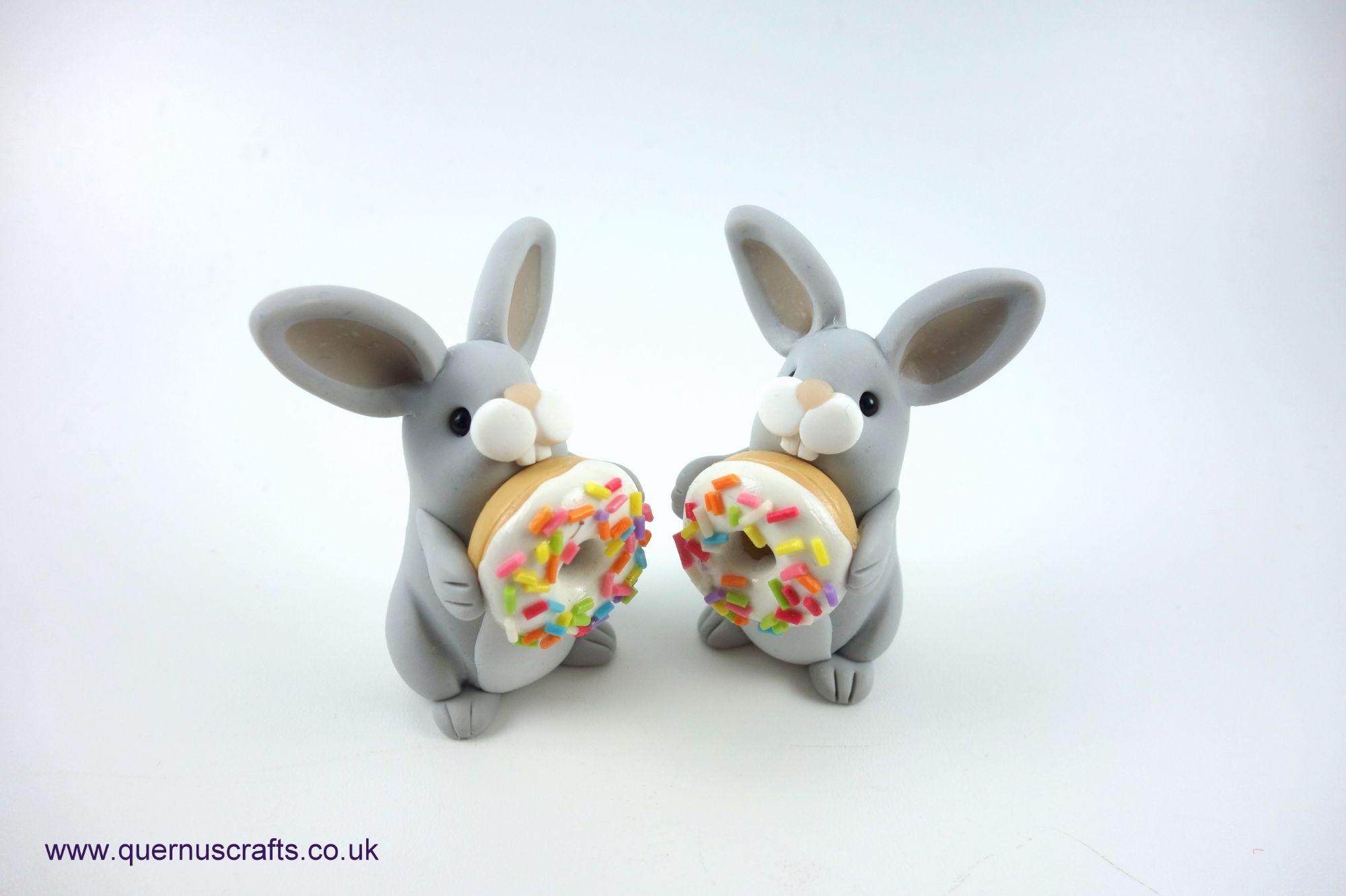 Little Donut Bunnies