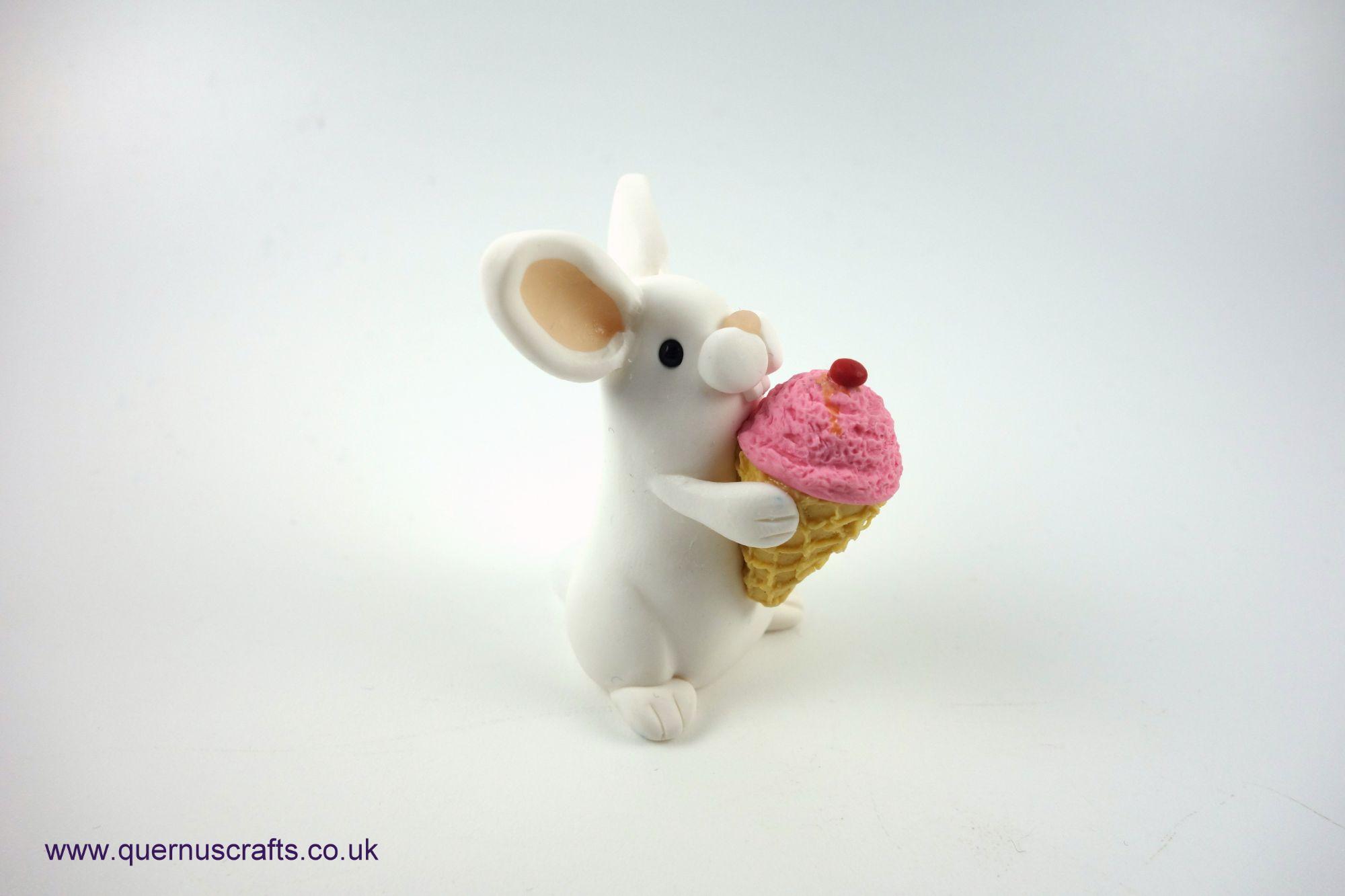 Little Ice Cream Bunny