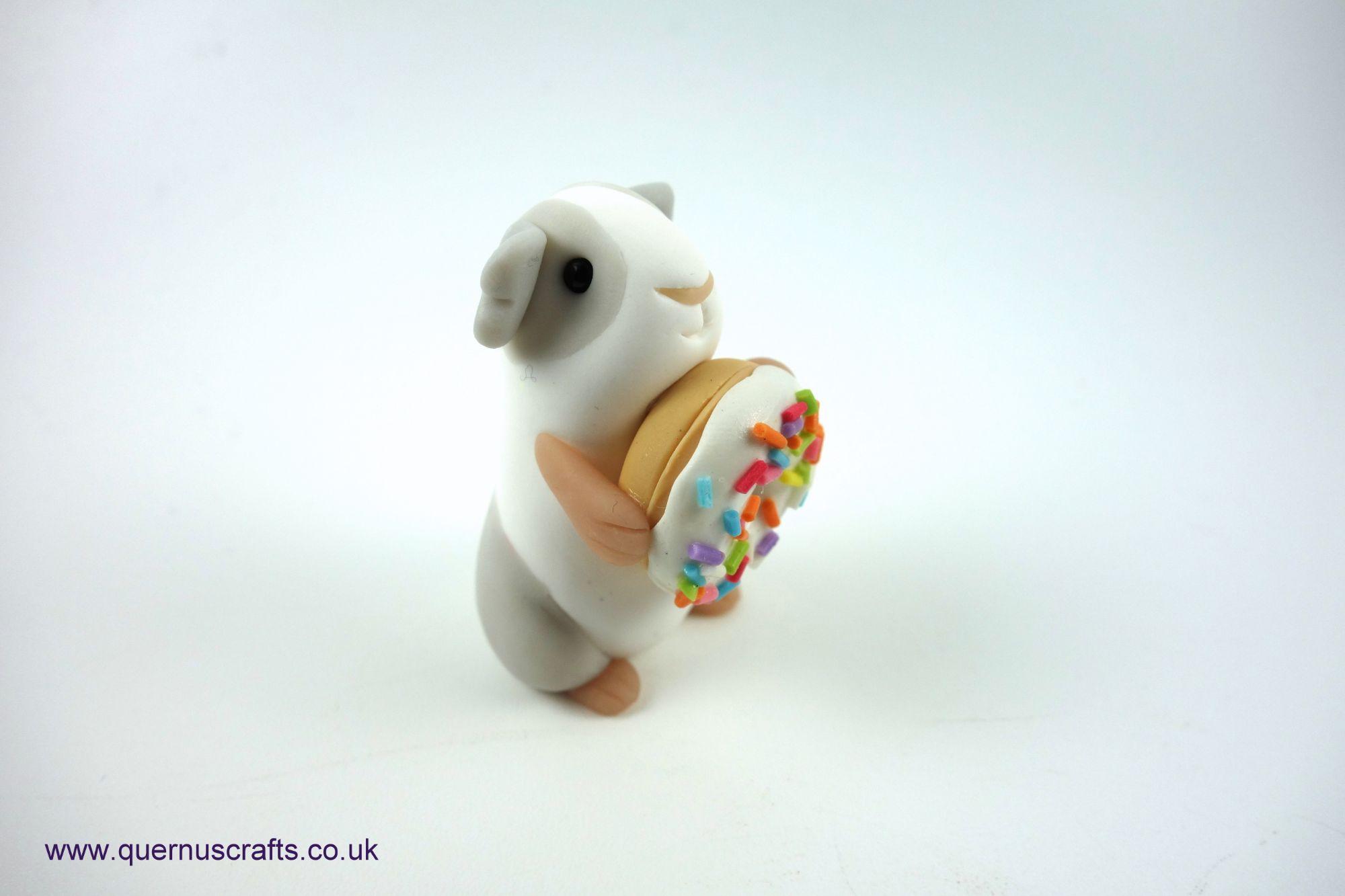 Little Donut Guinea Pig