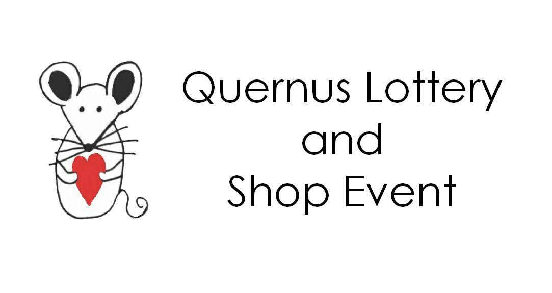 Quernus Lottery & Shop Event