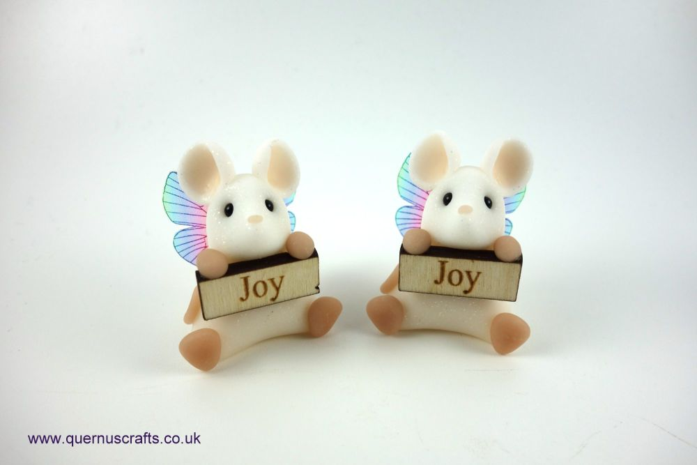 Little Fairy Joy Mouse