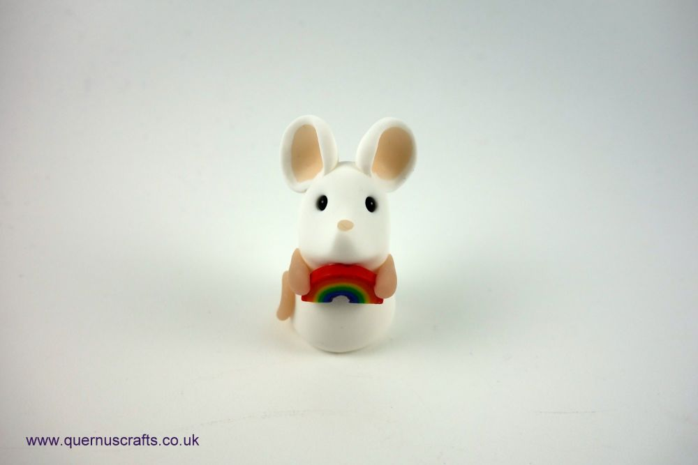 Tiny Rainbow Mouse