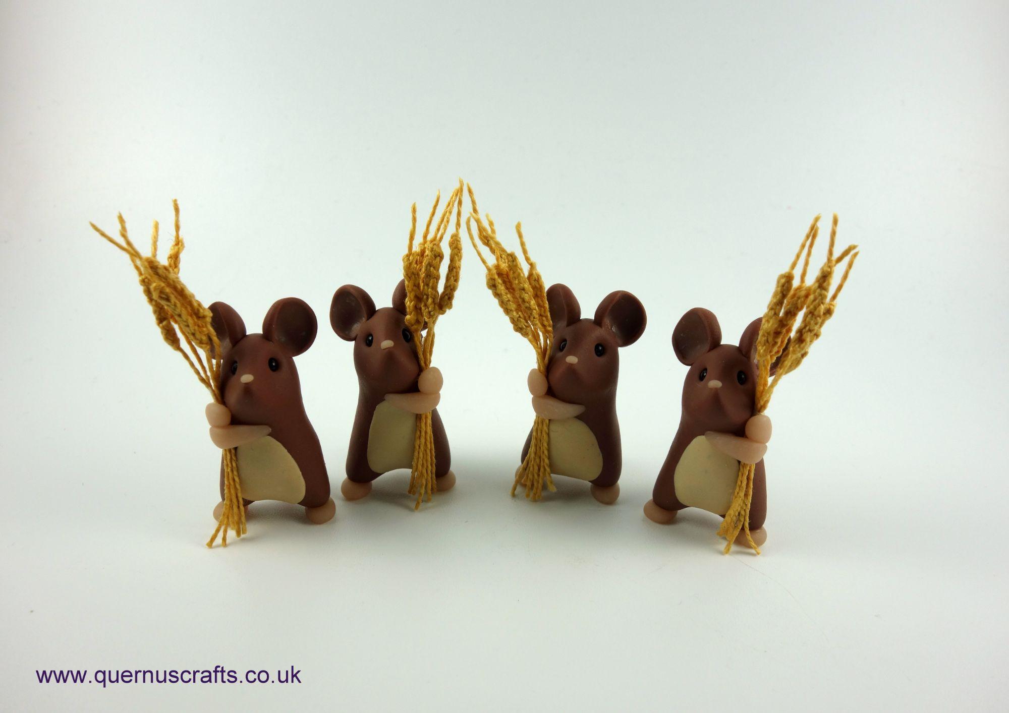 Little Harvest Mice