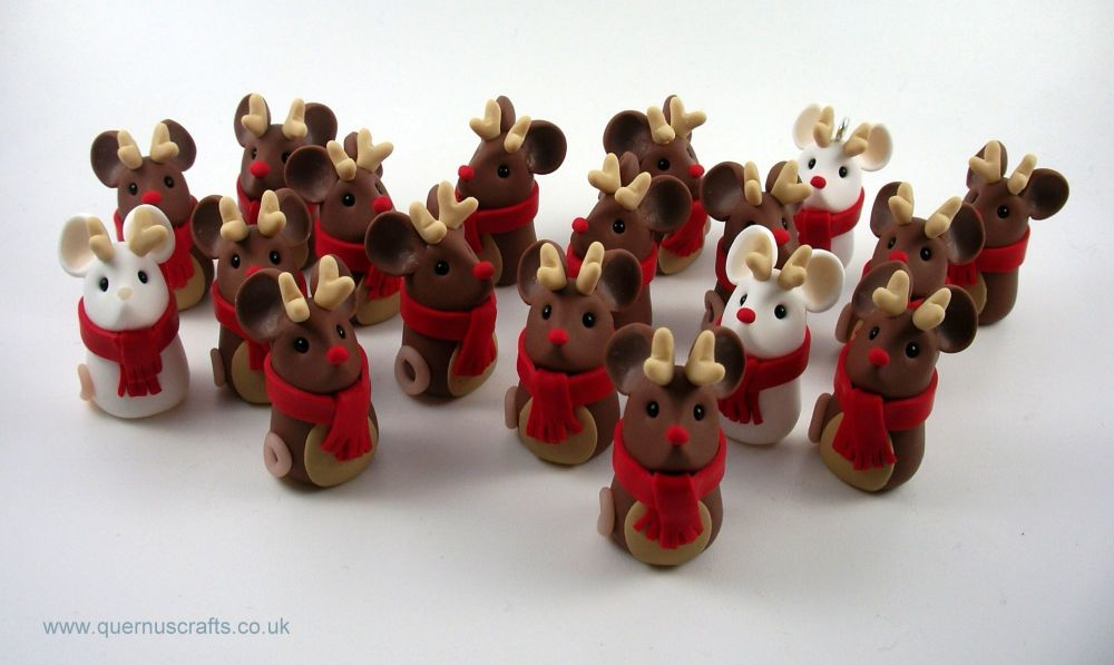 Tiny Reindeer Mice 170218